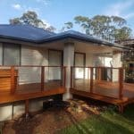 Natural Timber Decking
