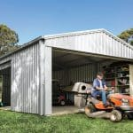 Gable Roof Shed Newcastle