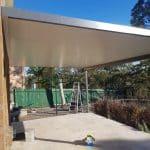Outback CoolDek Roofing