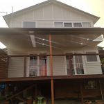 Outback CoolDek roofing with Skylight