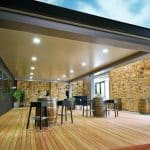 Outback Cooldek Insulated Roof